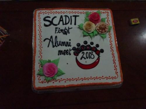 SCADIT - Alumni Meet 2018